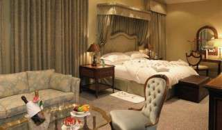 the monarch hotel luxury suite